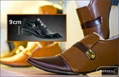 Có nên mua giày tăng chiều cao SMART SHOES?