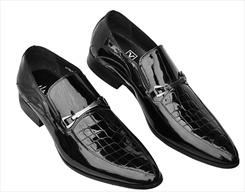 Giày da nam Italy hàng hiệu - GX30