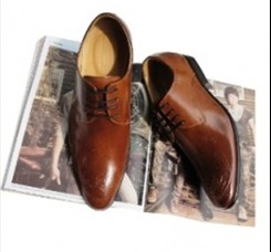Giày nam B18068-5 - 3cm