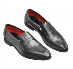Giày nam cao cấp Louis Vuitton - BT08 Black