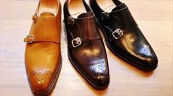 Double Monk Strap - Giày da nam của mọi thời đại