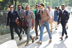 Giày da nam hàng hiệu - phong cách phải mạnh