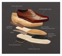 Đế giày cao nam - sự kỳ diệu của người làm giày