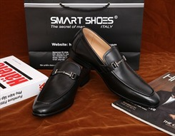 Bộ sưu tập giày công sở nam Smartshoes hè 2017