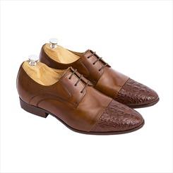 Giày cao nam SCN724 (6,5cm)