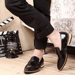 5 mẫu giày lười tăng chiều cao đẹp nhất 2017