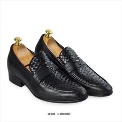 Giày cao nam SC940 (7,5cm)