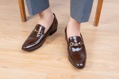 Những cách mang giày lười tăng chiều cao đẹp mà bạn phải biết | Giày cao nam