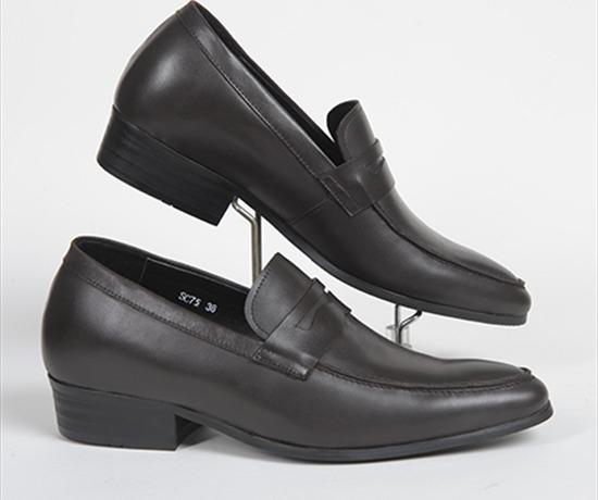 Giày da nam lười SC75 - 6.5cm