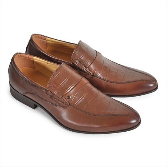 Giày da nam cao cấp STN504