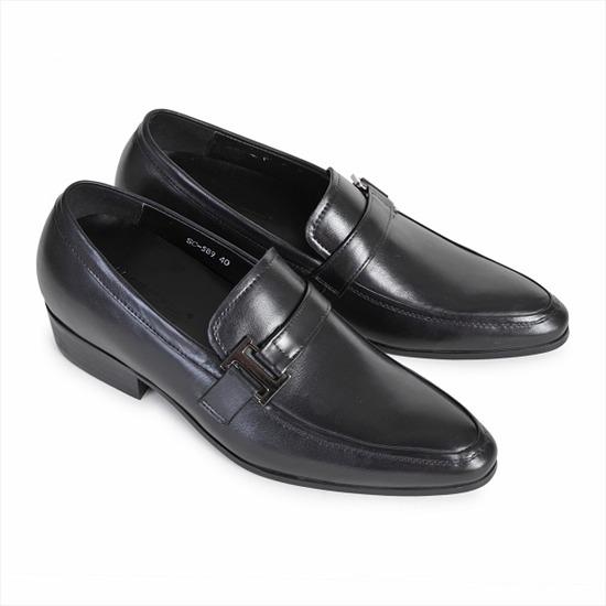 Giày đế cao nam SC589 (6,5cm)