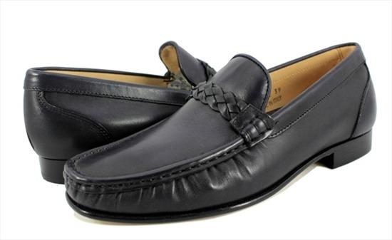 Giày Italy nhập khẩu chính hãng - Fabiano Ricci - HC30022/Nero