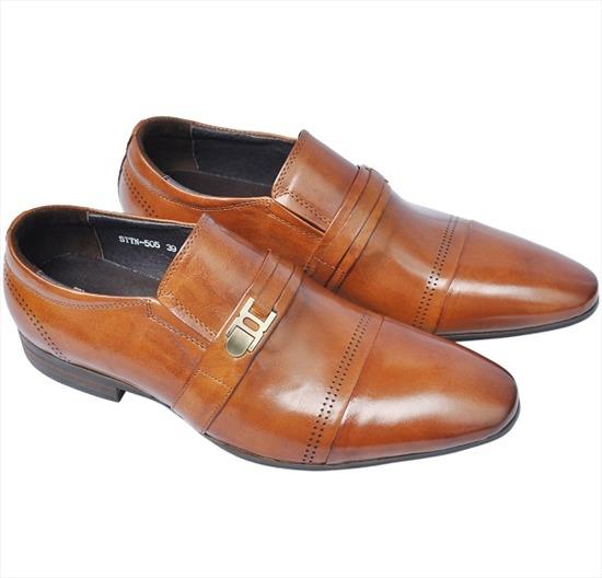 Giày lười nam công sở STN505