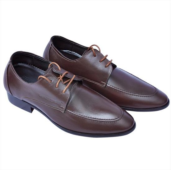 Giày nam cao SC81 (6,5cm)