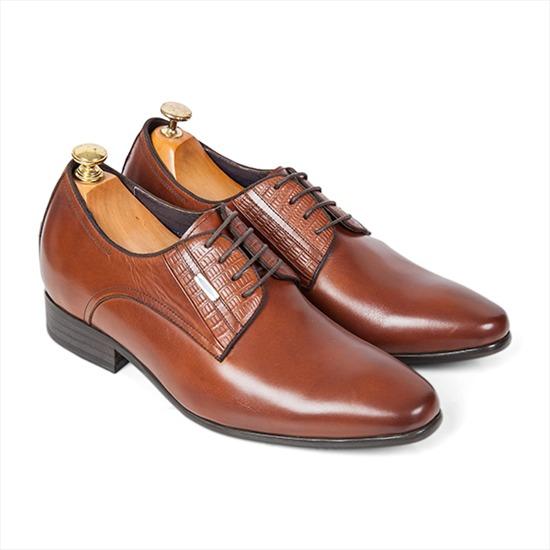 Giày cao nam SC611 (7cm)