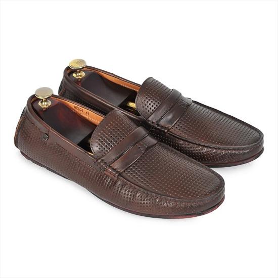Giày lười nam MK604