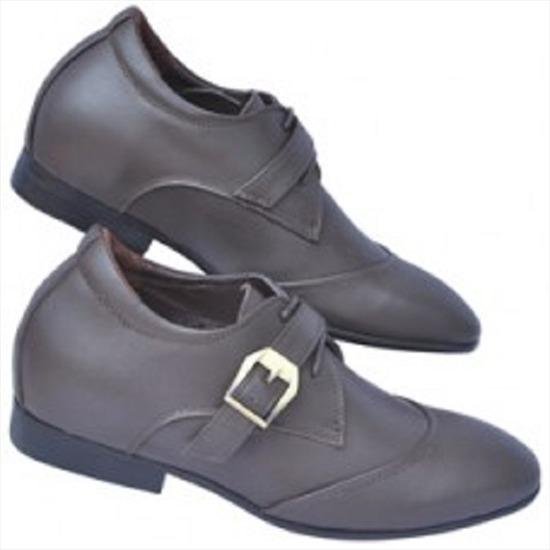 Giày cao nam SC18 (6cm)
