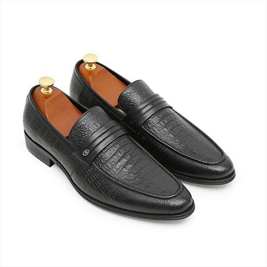 Giày da nam ST618