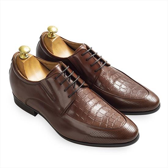 Giày cao nam SC804B (7cm)